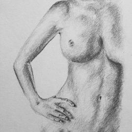 Nude Drawing Sydney