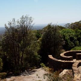 Mt Tomah landscape