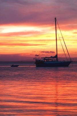 Bribie Island Sunset