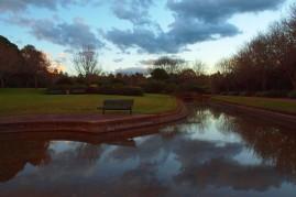 Sunset at Fagan Park
