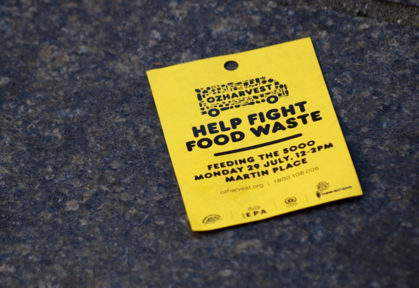 Help fight food waste