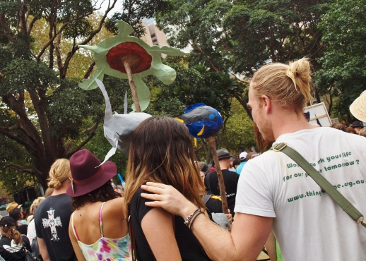 Great Barrier Reef #marchinmarch