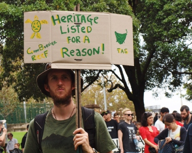 Heritage Listed for a Reason #marchinmarch