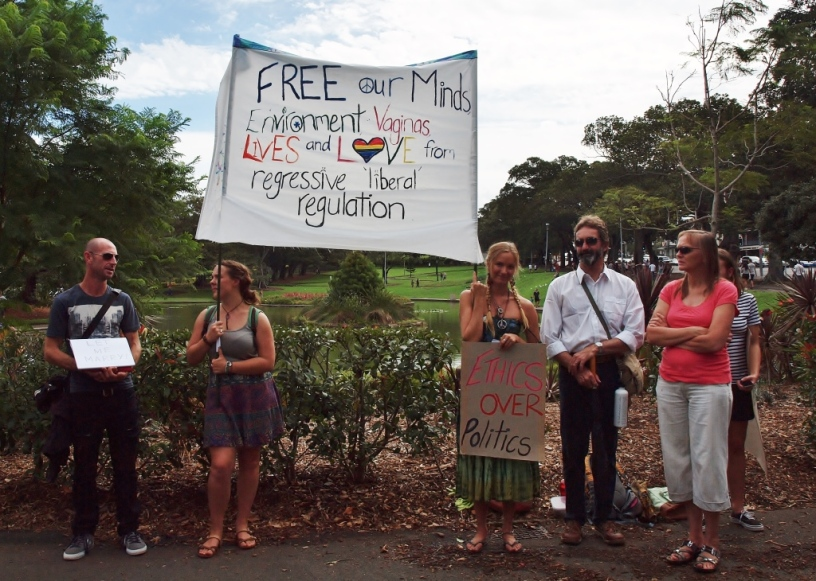 Free Our Minds #marchinmarch