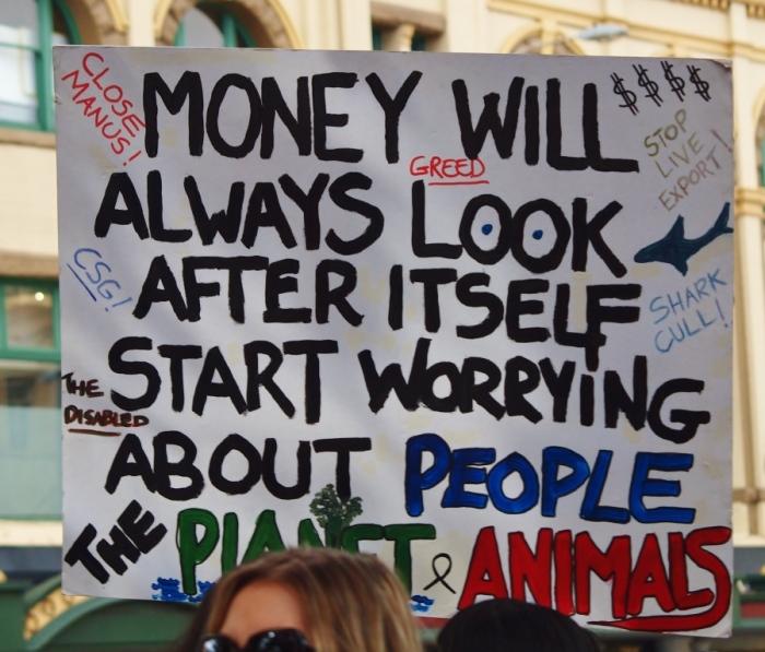 Start worrying