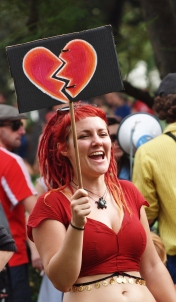 LOVE - where is it? #marchinmarch