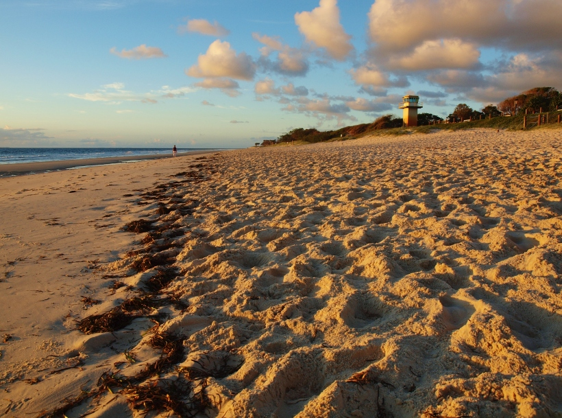 Woorim Beach, Bribie Island Queensland. Beach Photography.