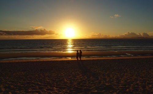 Woorim Beach, Bribie Island Queensland