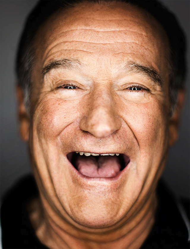 Robin Williams Rest in Peace Tribute