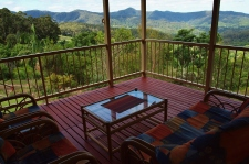 A room with a view, Toolond Plantation