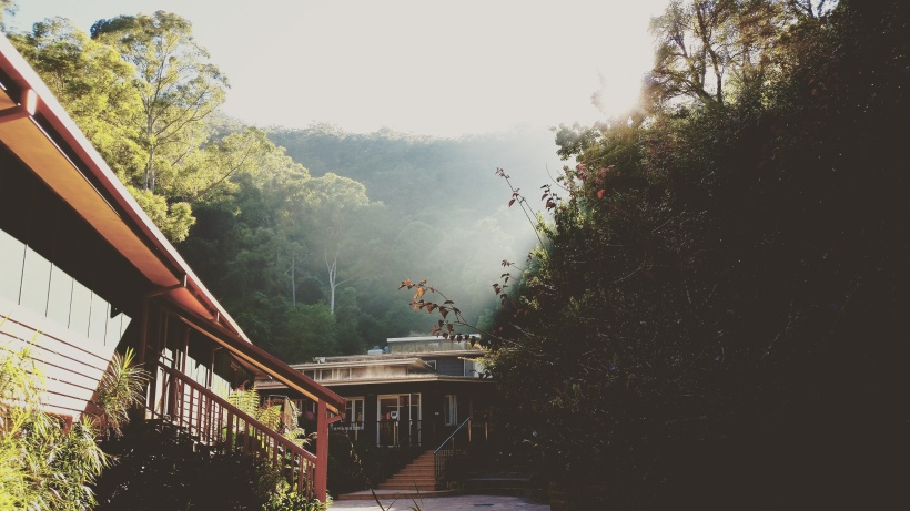 Mangrove Mountain Ashram retreat
