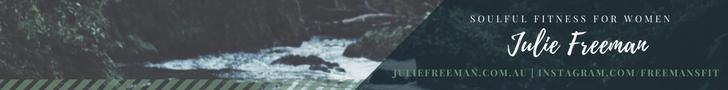 JULIE FREEMAN - SOULFUL FITNESS