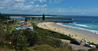 Port Macquarie Nature Photography town beach