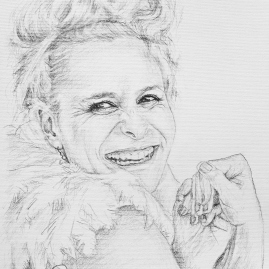 Portrait Drawing Sydney