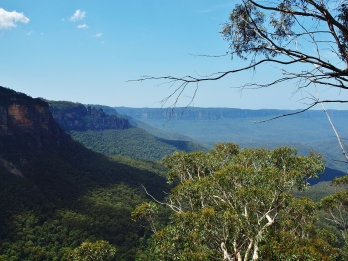 Mount Solitary Hiking Nature Photography Australia