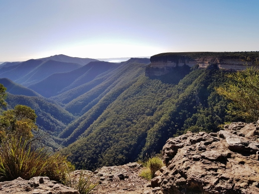 Kanangra Walls and Blue Mountains (1)