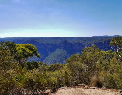Kanangra Walls and Blue Mountains (152)