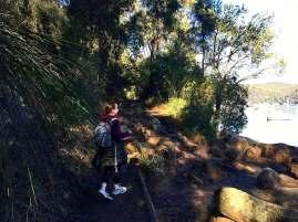 Cowan to Berowra Waters Freeman's Fitness hike (1)