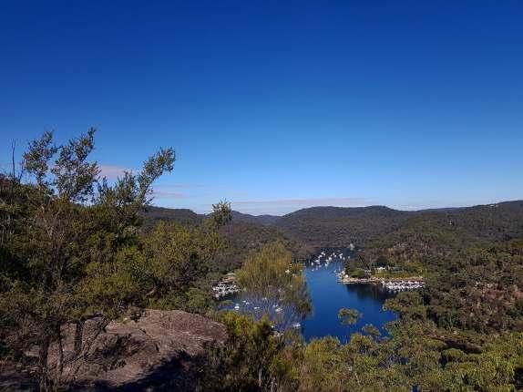 Cowan to Berowra Waters Freeman's Fitness hike (9)