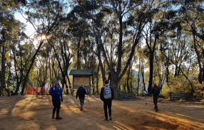 Perrys to Du Faur Head Hike (2)