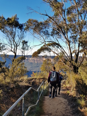 Perrys to Du Faur Head Hike (3)